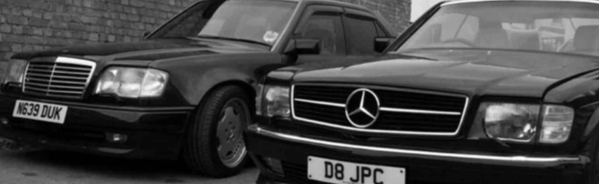Mercedes at SS Motors In Weybridge Surrey Image 2