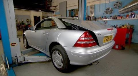Ss Motors Cabriolet Roof Repairs Diagnostics Ss Motors
